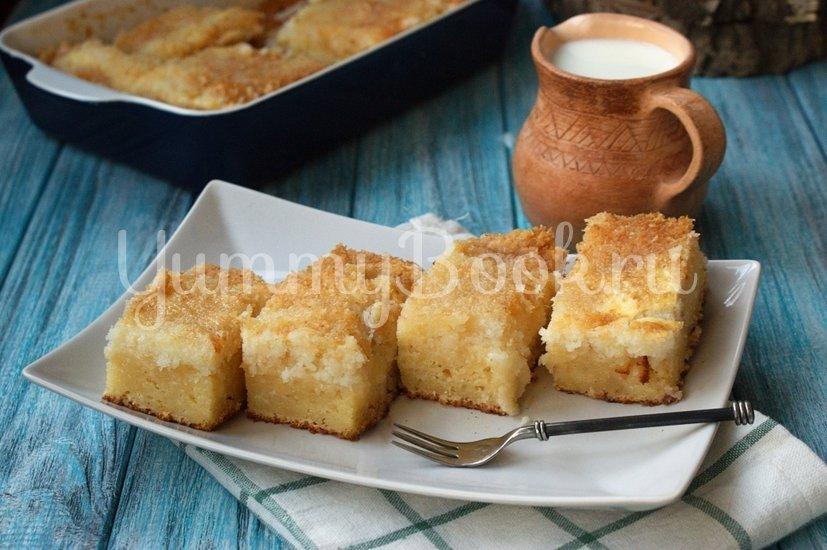 Пирог с кокосовой стружкой - шаг 7