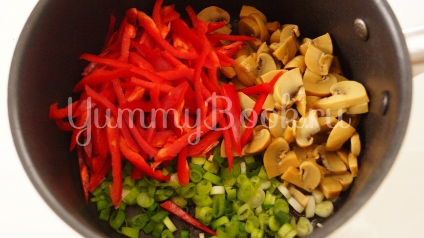Тайский суп с курицей - шаг 5