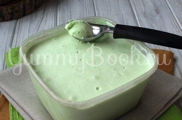Мороженое с чаем Матча - шаг 7