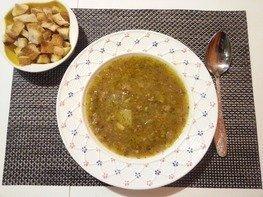 Овощной суп на армянско-грузинский манер