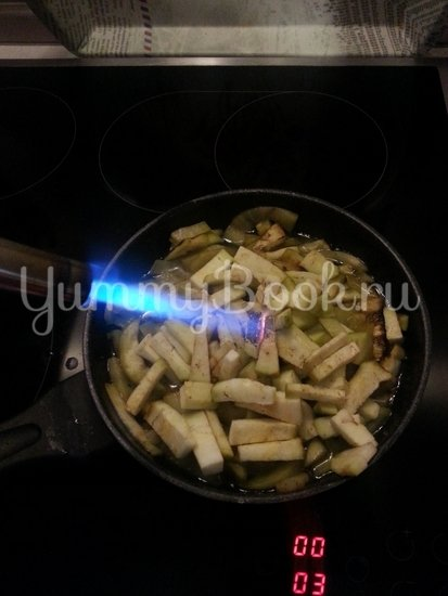 Овощной суп на армянско-грузинский манер - шаг 1