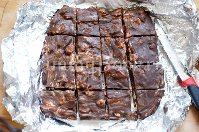 Шоколадный фадж - шаг 8
