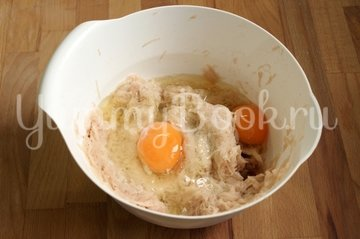 Драники с мясом в горшочках - шаг 6