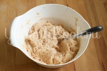 Драники с мясом в горшочках - шаг 7