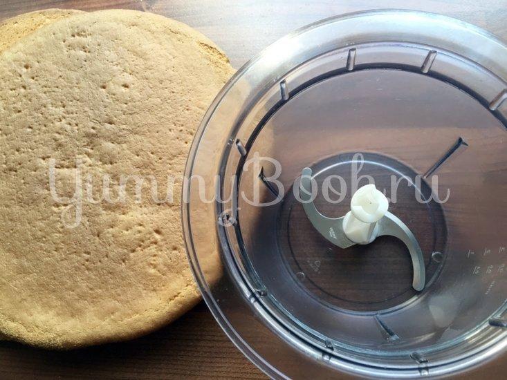 Пирожное Картошка с начинкой - шаг 3