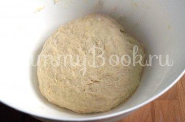 Постные дрожжевые пирожки - шаг 2
