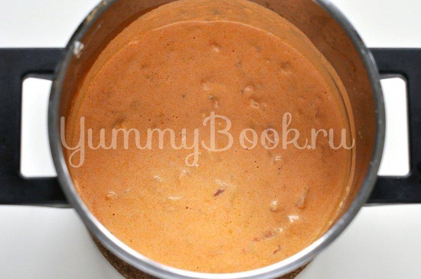Курица в сливочно-томатном соусе - шаг 5