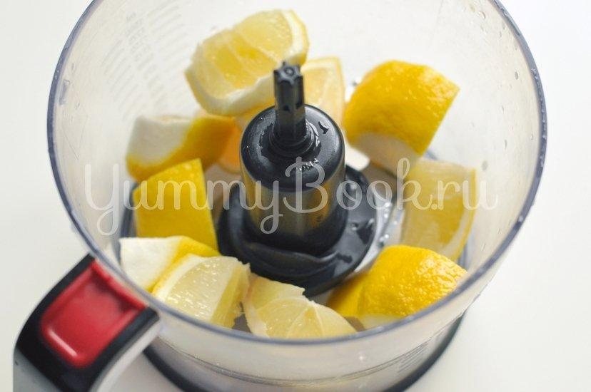Лимонный пирог (лимонные квадратики) - шаг 5