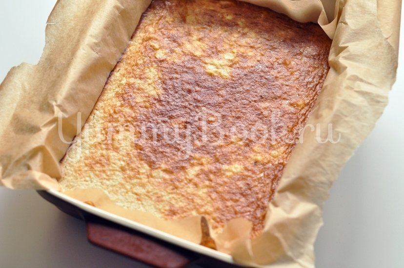 Лимонный пирог (лимонные квадратики) - шаг 7