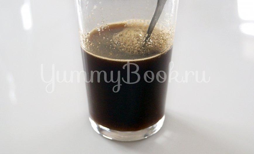 Кофейный рулет - шаг 7