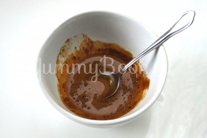 Кофейный рулет - шаг 2