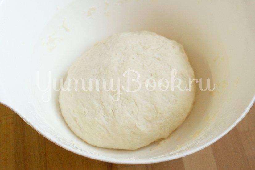 Домашний хлеб - шаг 2