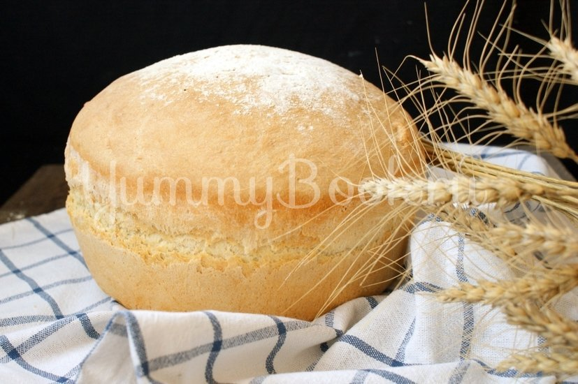 Домашний хлеб - шаг 6