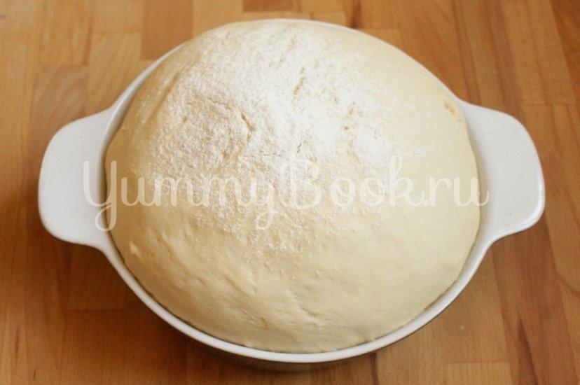 Домашний хлеб - шаг 5
