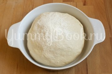 Домашний хлеб - шаг 4