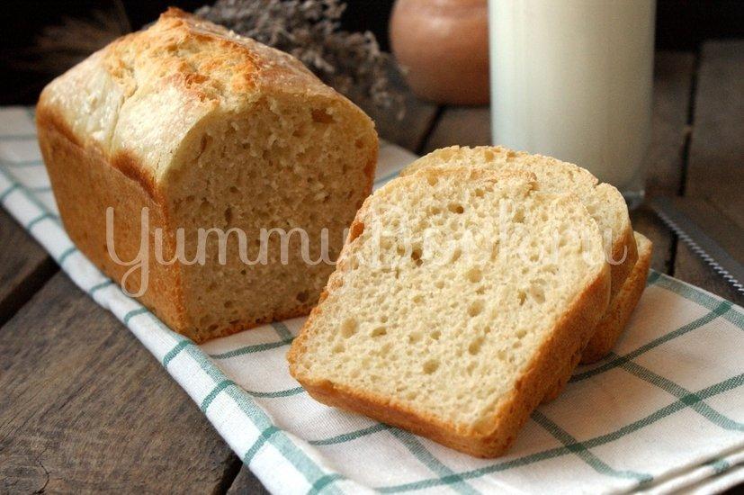 Хлеб пшеничный формовой - шаг 6
