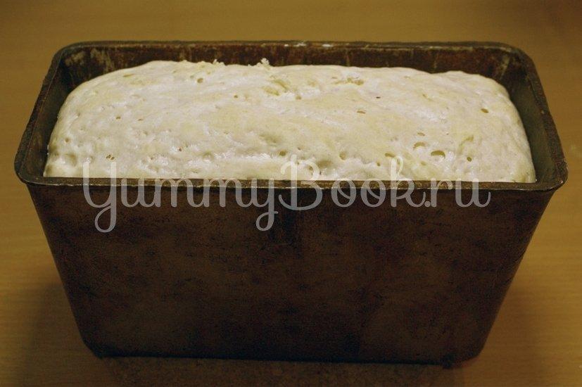 Хлеб пшеничный формовой - шаг 3