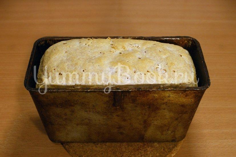 Хлеб пшеничный формовой - шаг 4