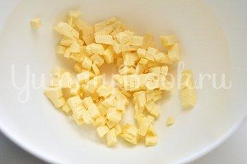 Тарт с кокосовым молоком и грушами - шаг 1