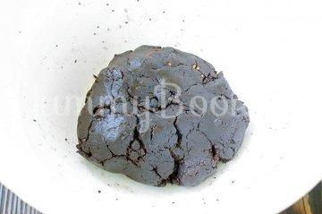 Шоколадно-ягодное печенье - шаг 3