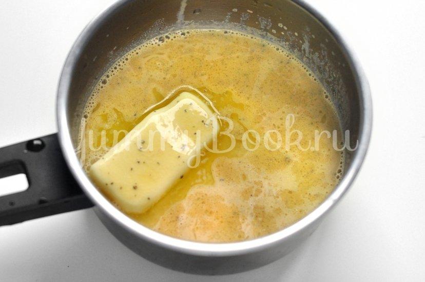 Кекс с Earl Grey и лимоном - шаг 5