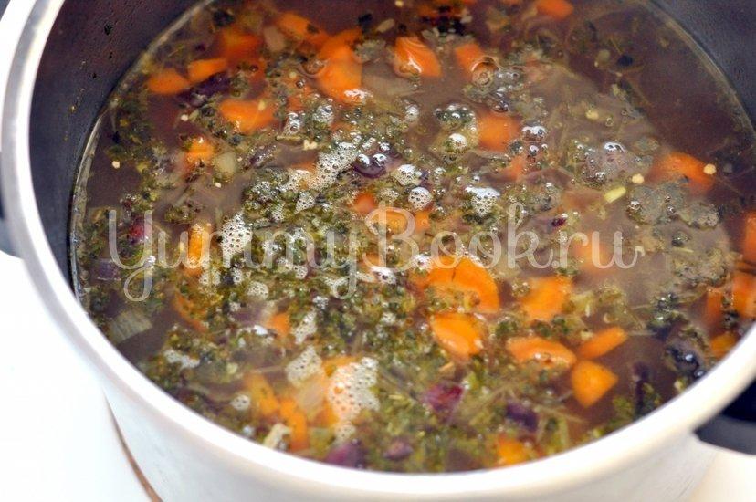 Чесночный суп по-чешски - шаг 3