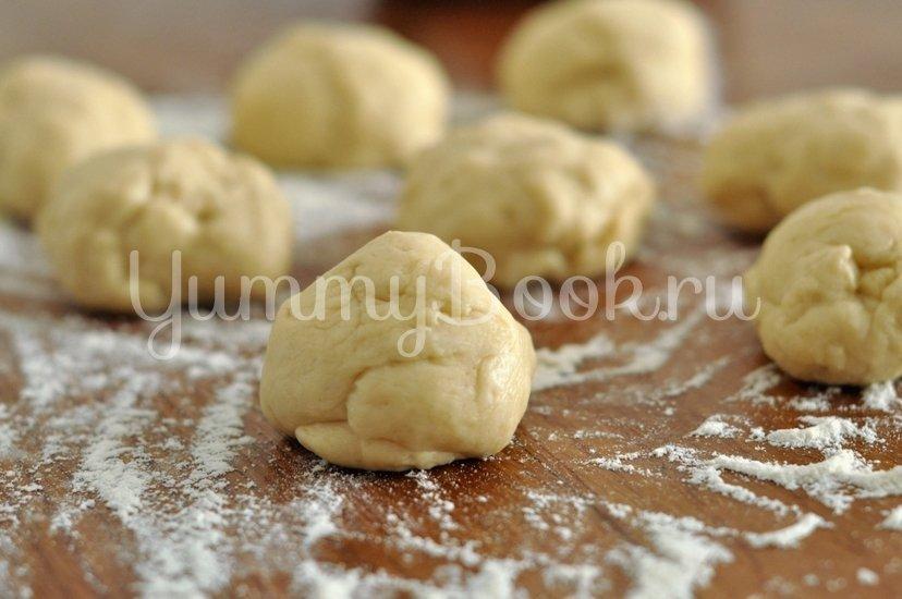 Духовые пирожки с ревенем - шаг 6