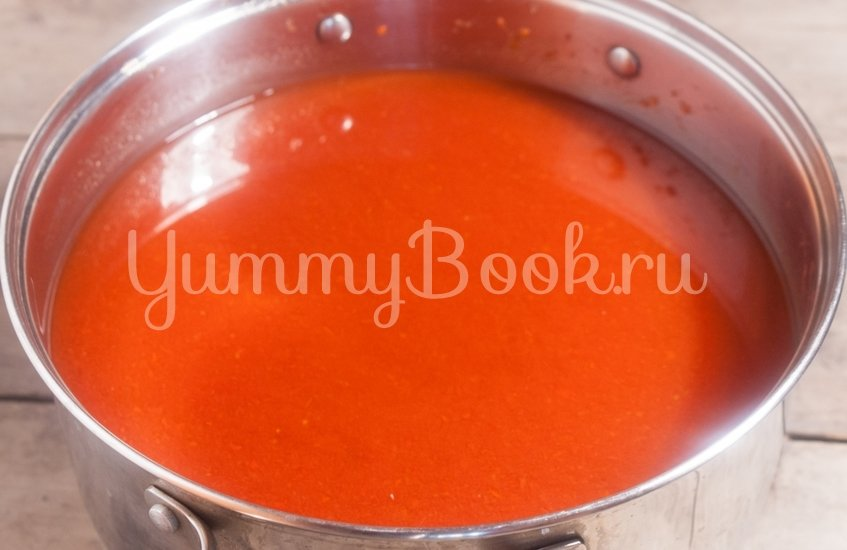 Домашний кетчуп - шаг 1