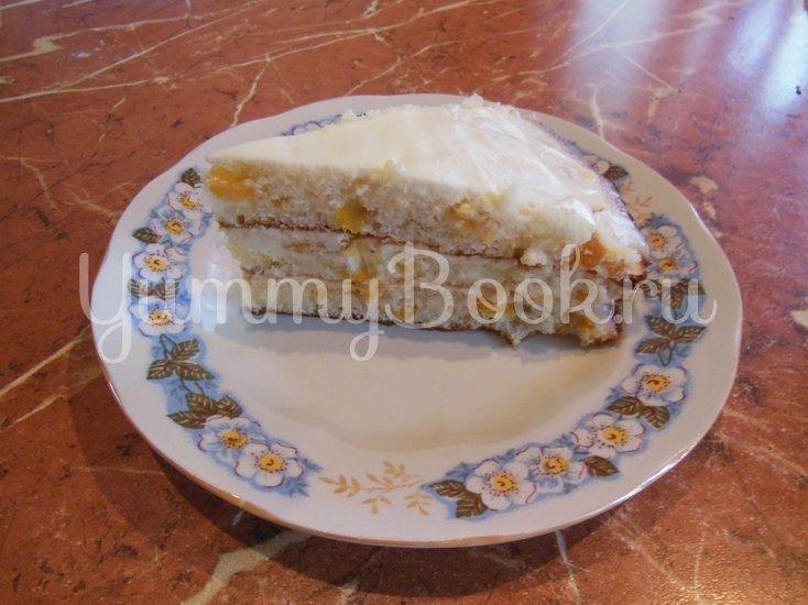 Торт с курагой - шаг 13