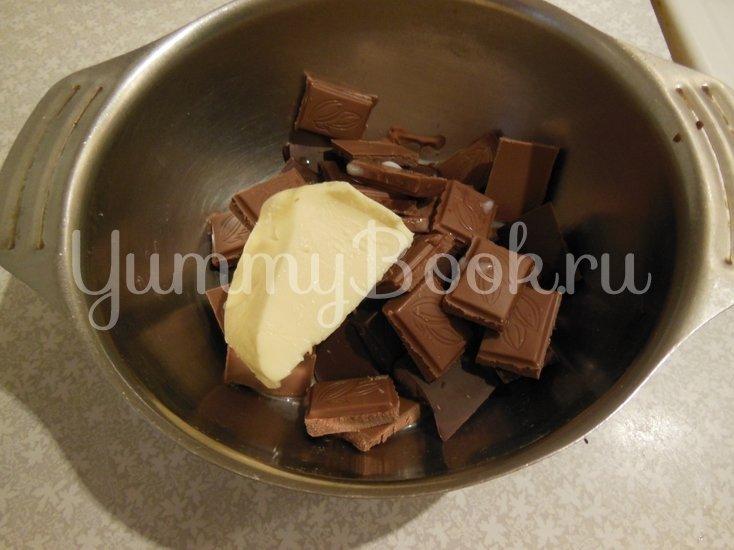 Творожный пирог с грецкими орехами - шаг 19