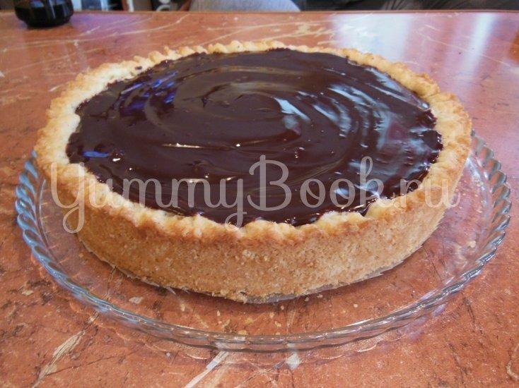 Творожный пирог с грецкими орехами - шаг 20