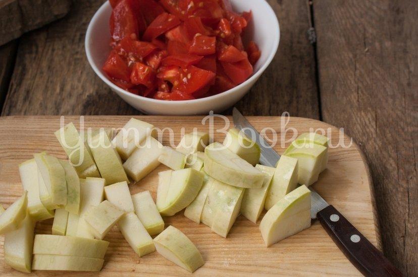 Свинина тушёная с овощами в мультиварке - шаг 5