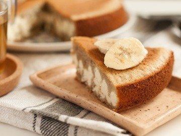 Бананово-творожная запеканка