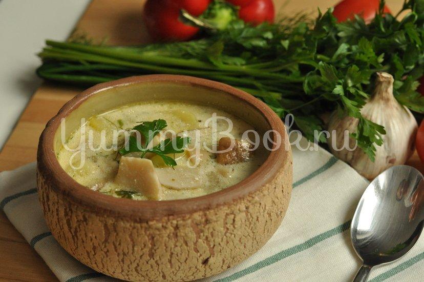Суп из боровиков (белых грибов) - шаг 13