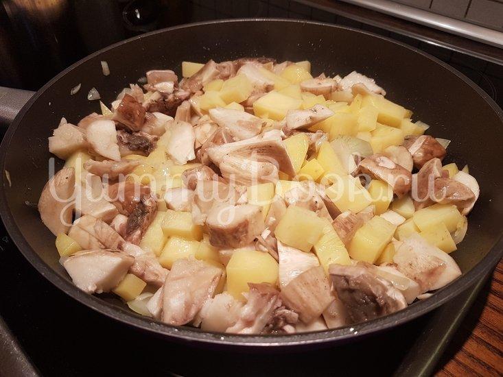 Суп из боровиков (белых грибов) - шаг 6