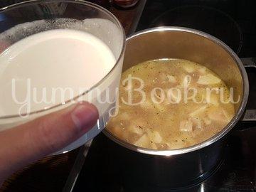 Суп из боровиков (белых грибов) - шаг 10