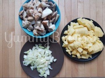 Суп из боровиков (белых грибов) - шаг 3