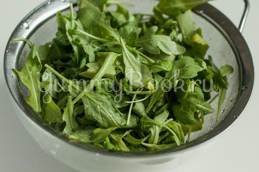 Теплый овощной салат с кешью и сыром Фета - шаг 6