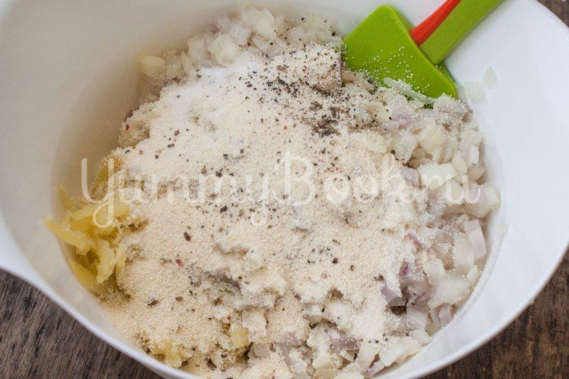 Луково-картофельные котлеты - шаг 5