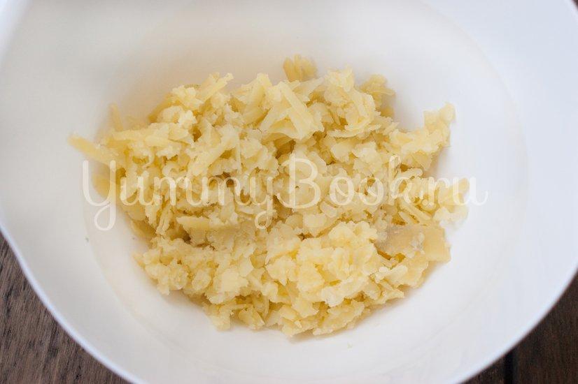 Луково-картофельные котлеты - шаг 3