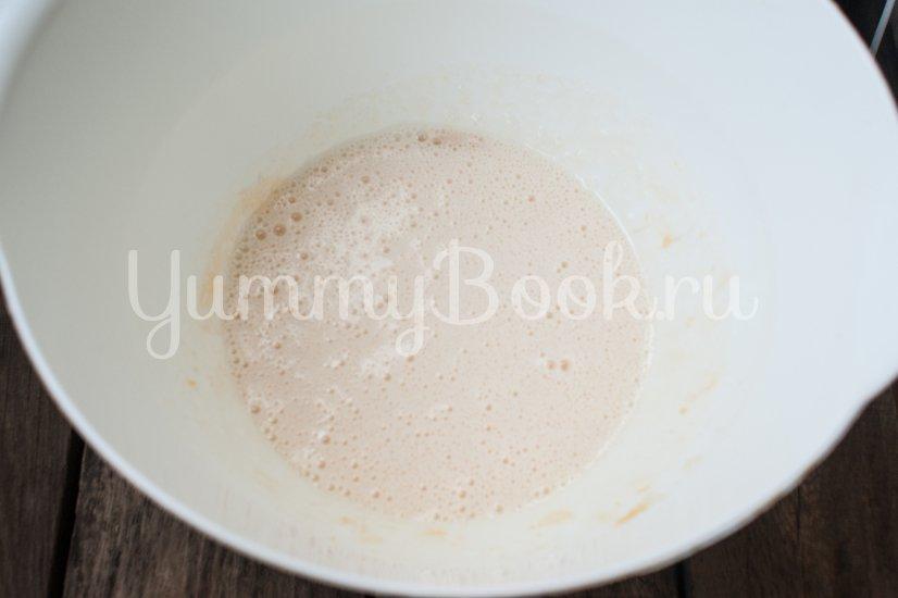 Шоколадный кекс с грушами - шаг 2