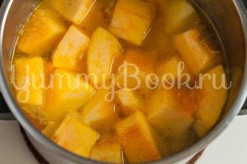 Тыквенный суп-пюре с сыром - шаг 3