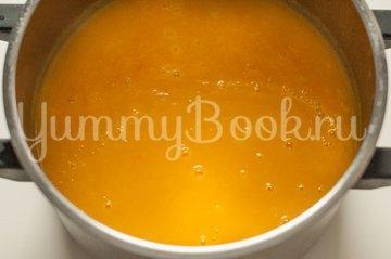 Тыквенный суп-пюре с сыром - шаг 4