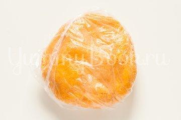 """Сырные крекеры """"Рыбки"""" - шаг 8"""