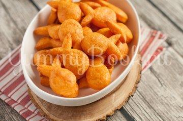 """Сырные крекеры """"Рыбки"""" - шаг 12"""