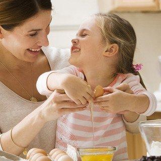 Печем с детьми: печенье и пряники