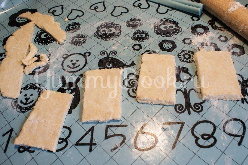Галетное печенье с тыквой - шаг 8