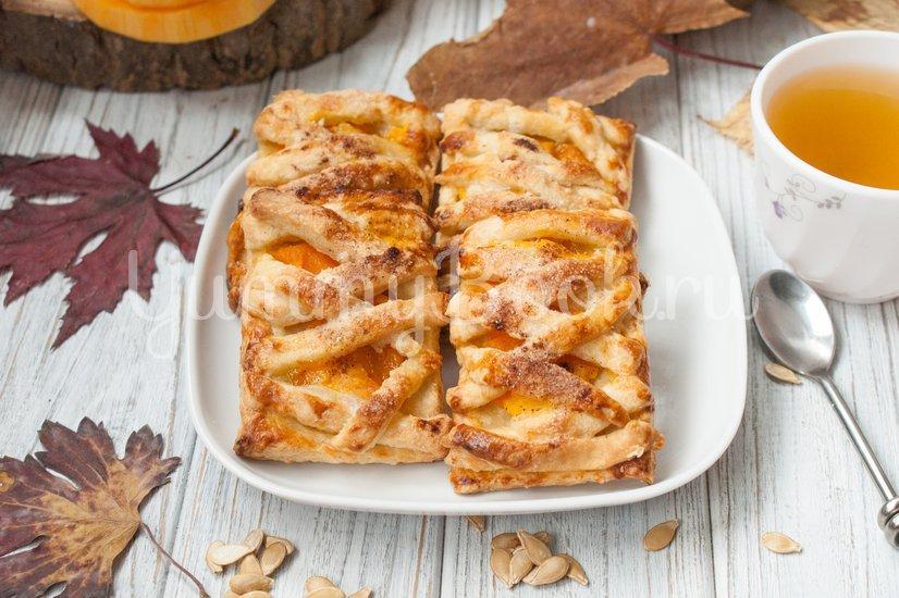 Галетное печенье с тыквой - шаг 12