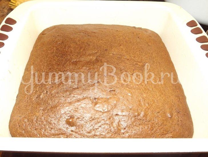 Шоколадный кекс на кислом молоке - шаг 7