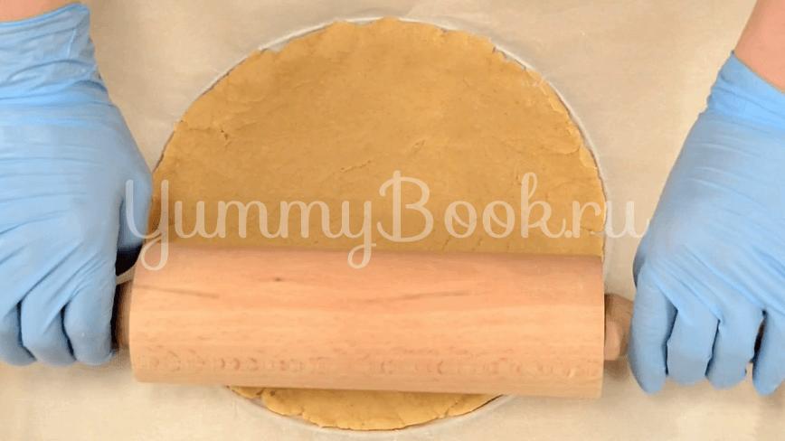 Торт Медовик из двух коржей - шаг 3
